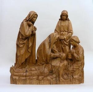 Bewening van Christus met drie Maria's en Johannes de Evanglist