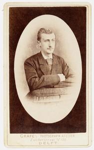 Portret van A. Pekelharing
