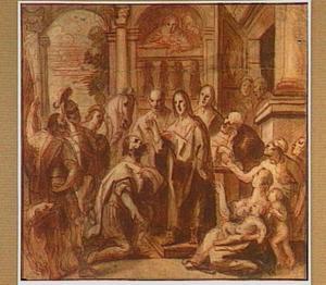 Christus en de hoofdman van Kapernaüm (Johannes 4:46-54)