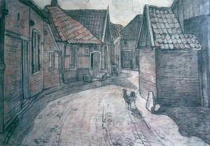 De Lappenbrink, richting de Nieuwstraat
