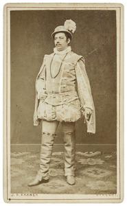 Portret van Joost Johan Herman Kater (1855-1915)