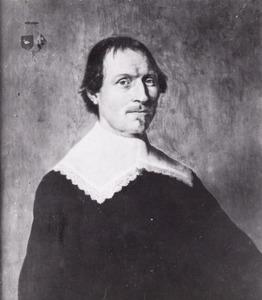 Portret van Nathaniël Fullenius (1606-1657)