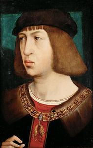 Portret van een man, waarschijnlijk Philips 'de Schone' van Habsburg (1478-1506)