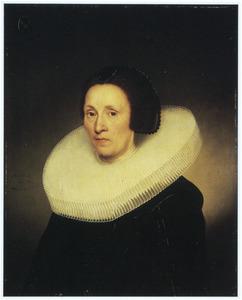 Portret van Johanna van Diemen