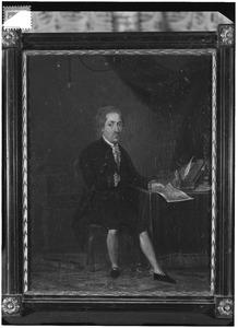 Portret van Gerard Maximiliaan van Rechteren (1744-1782)