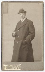 Portret van Joannes Jacobus Franciscus Josephus Pennock (1881-1939)