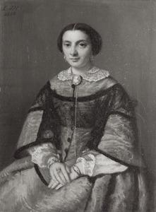 Portret van C. Mecklenbroick