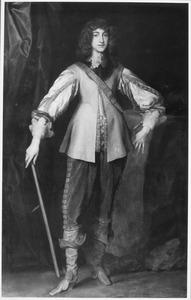 Portret van prins Rupprecht (Rupert) van de Pfalts (1617-1680)