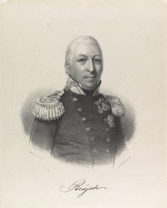 Portret van Hendrik Alexander Ruysch (1767-1839)