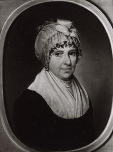 Portret van Anna Judith Sloet (1771-1858)