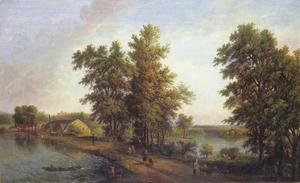 Een boerderij in Österby