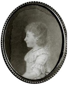 Portret van Hermanna Louisa Christina de Sandra Veldtman (1789-1847)