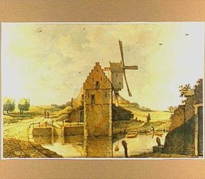 De Bottelpoort te Nijmegen