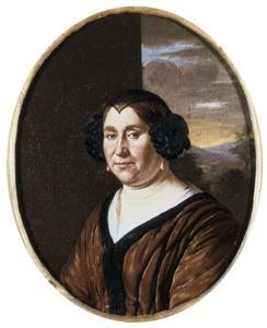 Portret van Petronella van Duyren ( -1712)
