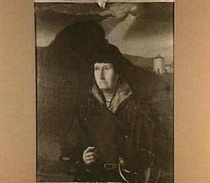 Portret van Pauwels Hallincq (1505-1578)