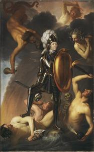 De standvastigheid van Frederik Hendrik