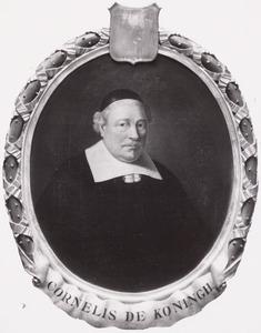 Portret van Cornelis de Koningh (?-1658)