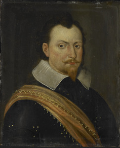 Portret van Lodewijk Hendrik van Nassau-Dillenburg (1594-1661)