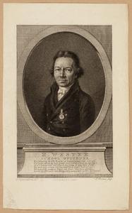 Portret van Hendrik Wester (1752-1821)