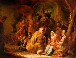 De aanbidding der wijzen