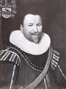 Portret van Pieter Pietersz. Hein (1578-1629)
