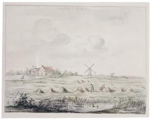 Landschap bij Hattem