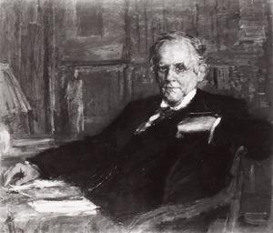 Portret van Frederik Carel Gerretson (1884-1958)