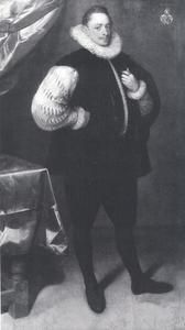 Portret van Peter van Berchem