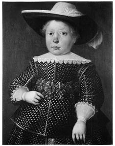 Portret van Claes Jacobsz. Veen (1634-....)