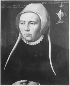 Portret van Balichje Occo (1510-1575)