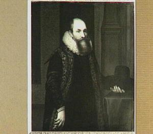 Portret van Hendrick Rosa (1564-1629)