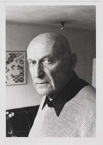 Portret van Benno Premsela