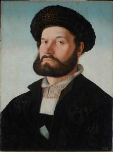 Portret van een Venetiaanse edelman