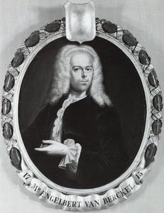 Portret van Engelbert van Berckel