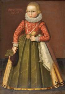 Portret van Hendrik van Coeverden tot Walfort (1615-1658)