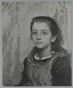 Portret van Dora Arntzenius