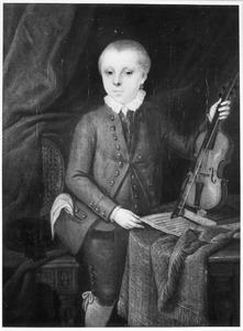 Portret van Otto Paulus Groeninx van Zoelen (1767-1848)