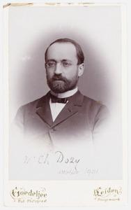 Portret van Charles Marius Dozy (1852-1901)