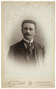 Portret van Louis Spijdel
