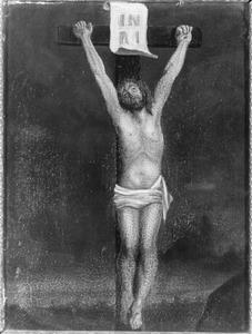 De gekruisigde Christus