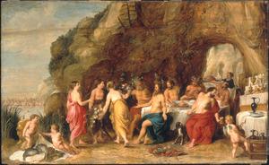 Het feest van Achelaos