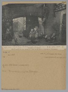 Binnenhuis in de Kempen