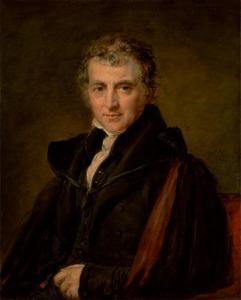 Portret van Augustus Wall Callcott, R.A. (1779-1844)