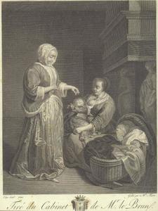 Twee vrouwen en een kind
