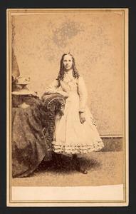 Portret van Adele de Fremery (1841-1924)