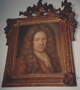 Portret van Maurits van Reverhorst (1666-1722)