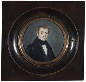 Portret van Johannes Philippus van Goethem (1804-1853)