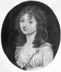 Portret van Maria Margaretha Corver Hooft (1772-1847)