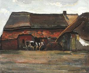 Brabant farm building and shed