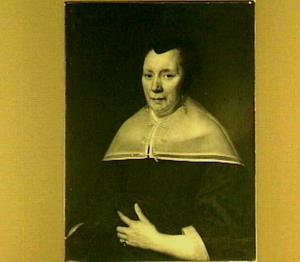 Portret van Hester Passavant (1605-1669)